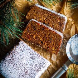 Kerala Fruitcake (Plum Cake) Recipe