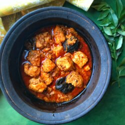 Kerala Red Fish Curry
