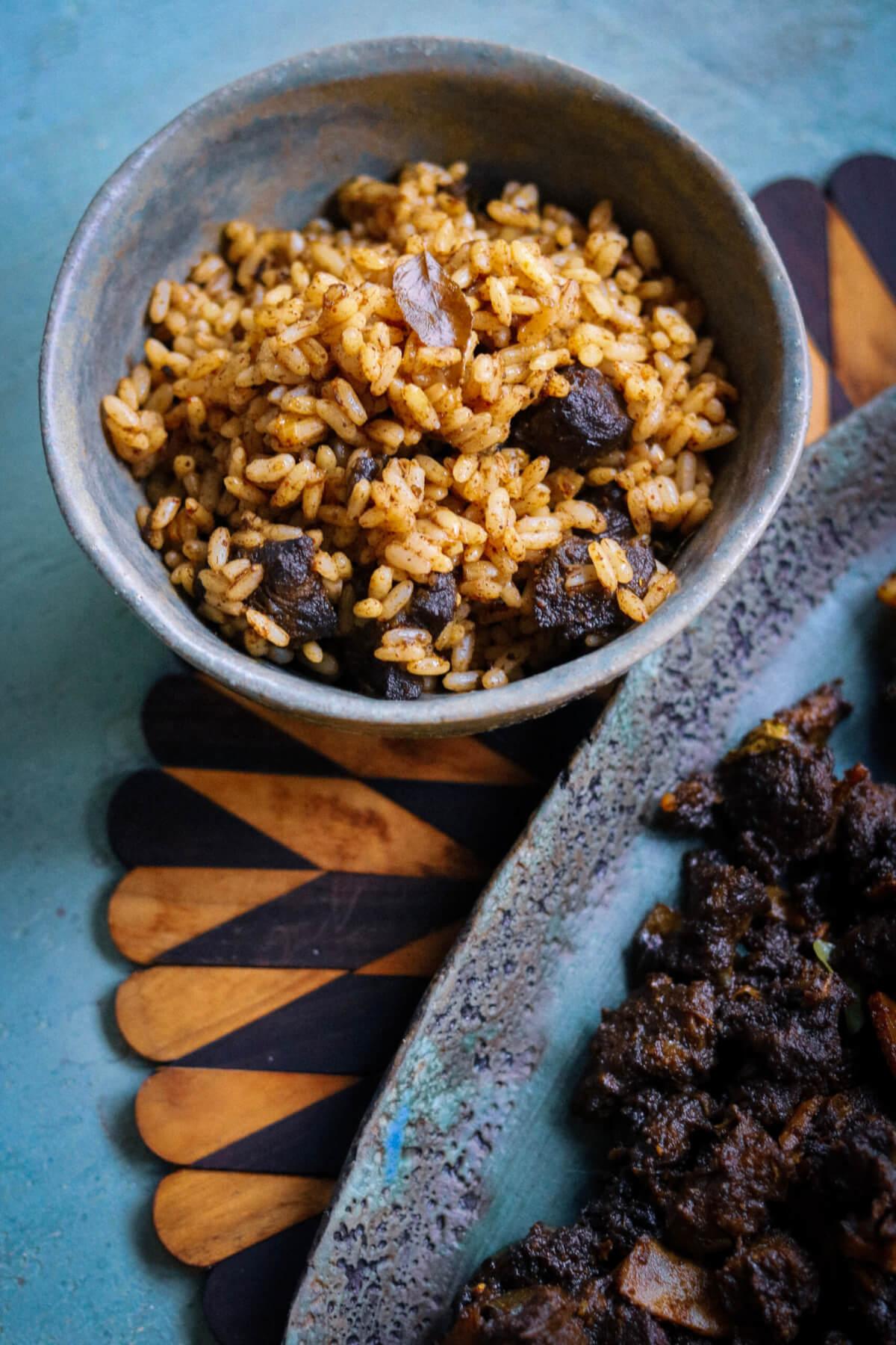 How to make Kerala Beef Fry