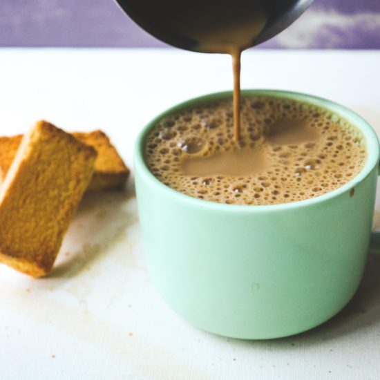 how to make chai