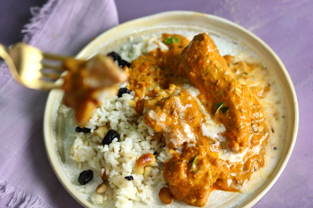 South Indian Butter Chicken