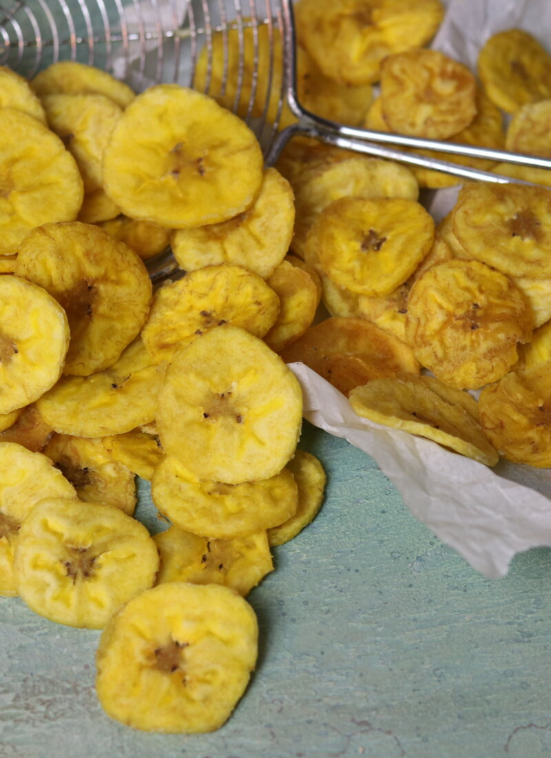 Banana Chips (Ethakka Upperi)