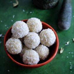 Coconut Laddus