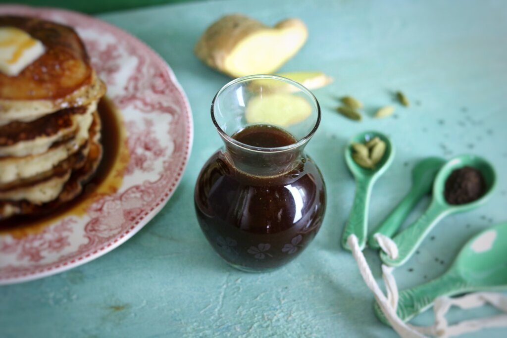 Butter Chai Syrup