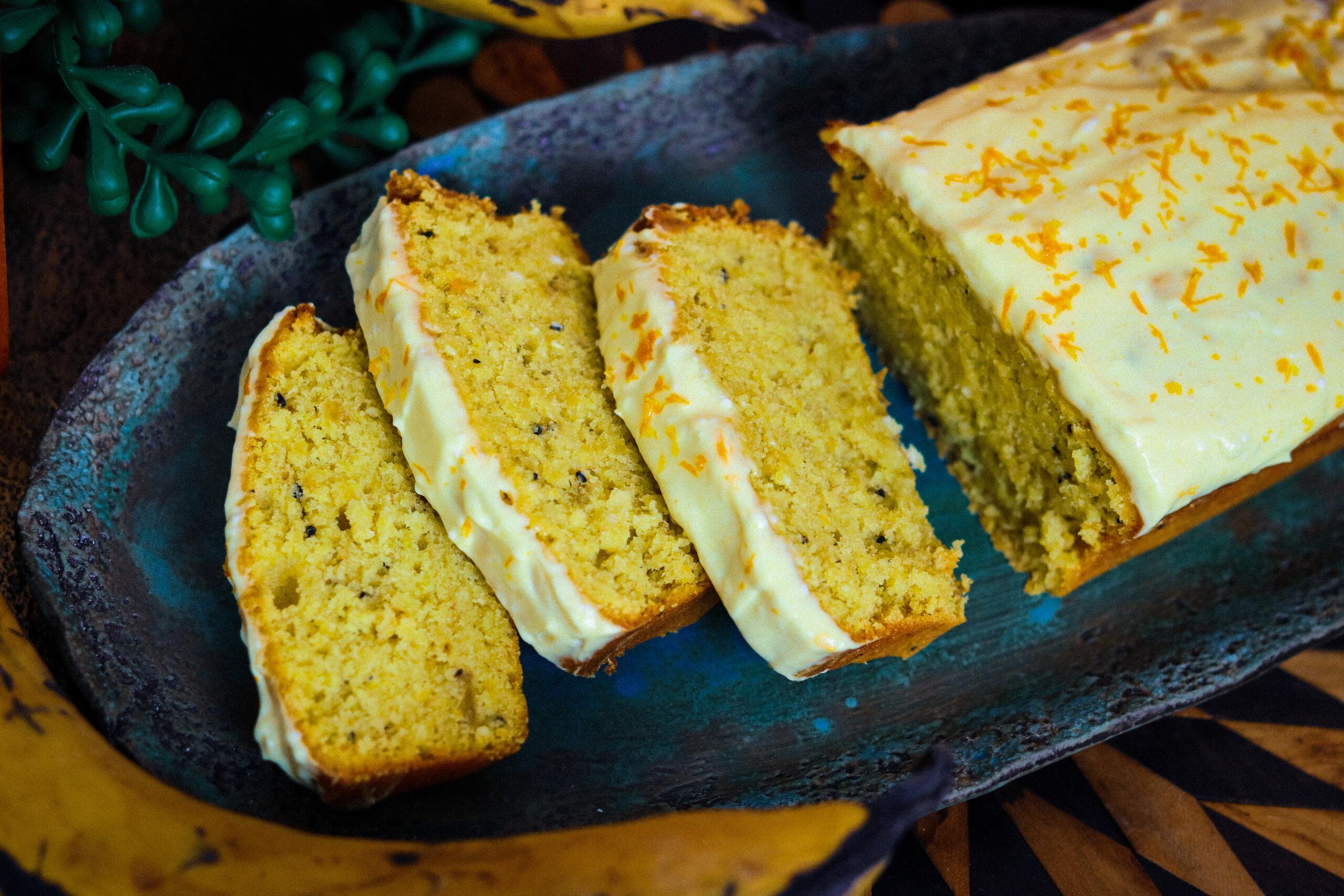 Ethakka Appam Pound Cake