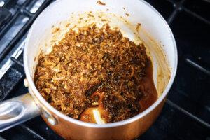 Mixture for making Kozhukatta Steamed Coconut Dumpling