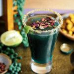 Kerala Sunset Cocktail Drink