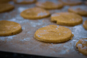 Spill the Chai Cookies