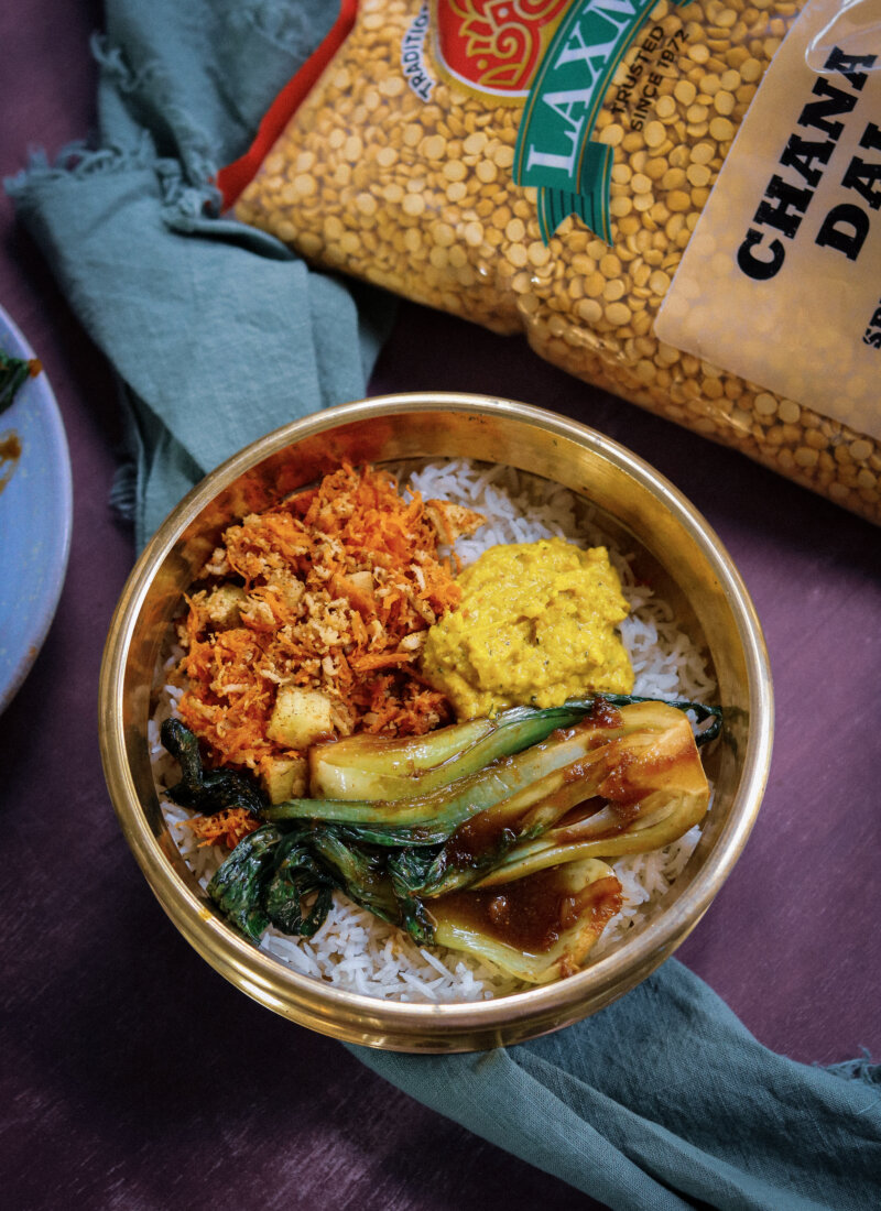 Laxmi House of Spices Superfood Bowl Recipe