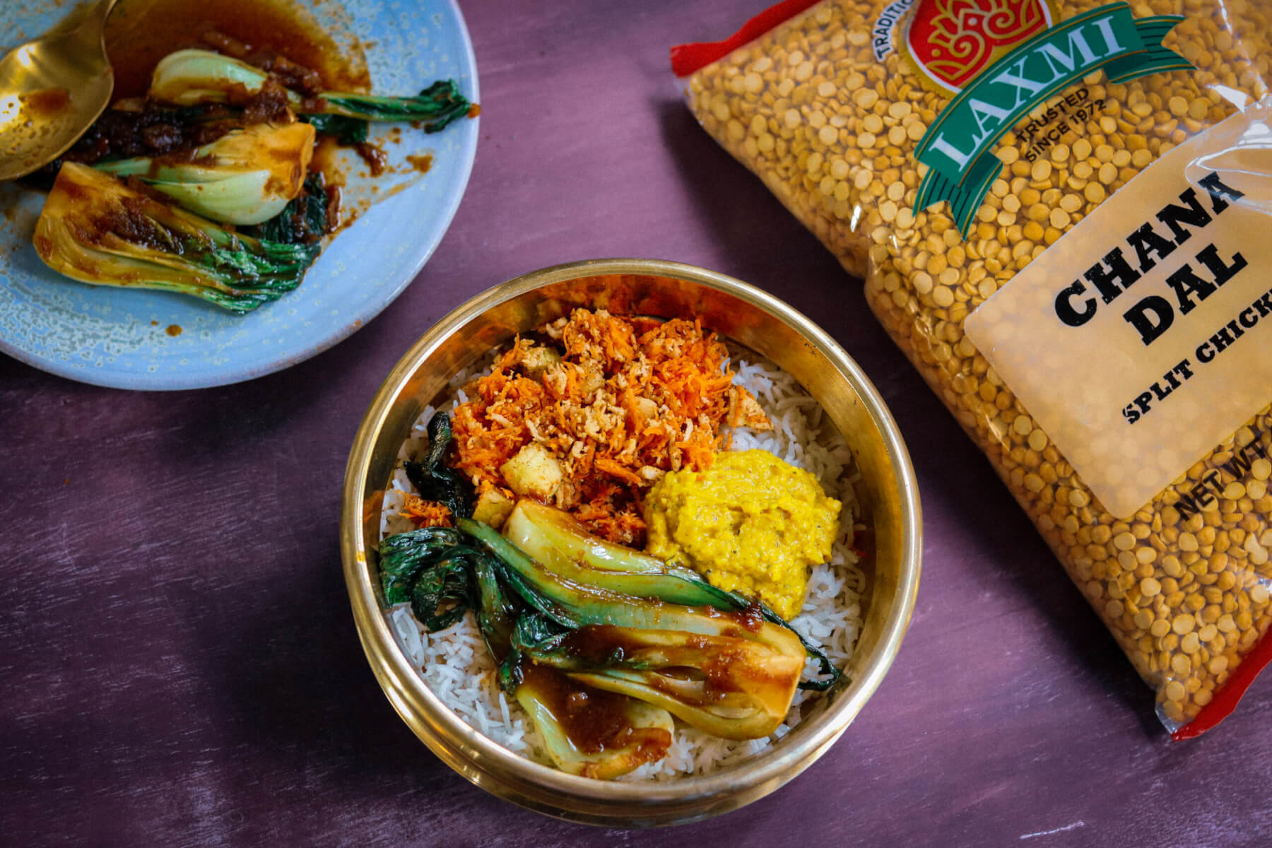 Laxmi House of Spices Superfood One Bowl Recipe