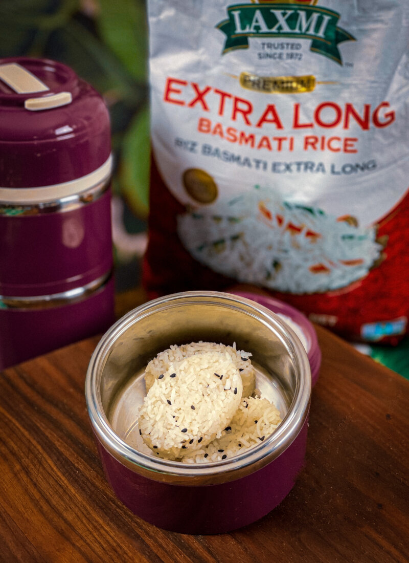 Basmati Rice Balls